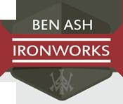 Ben Ash Iron Works logo
